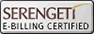 Serengeti | E-Billing Certified
